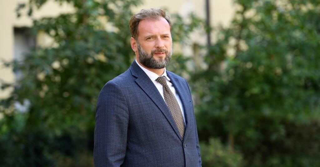 Ministar obrane i predsjednik ŽO HDZ VSŽ Mario Banožić, FOTO: MORH/ J.Kopi